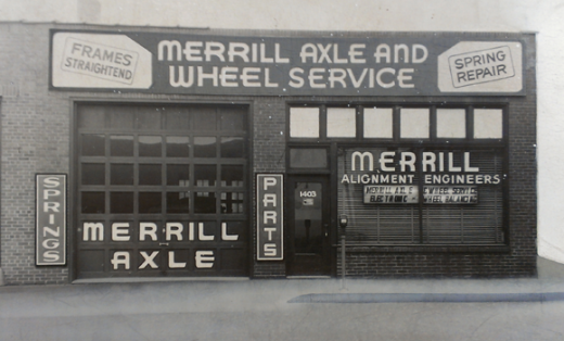 Contact Us | Merrill Axle And Wheel Services Inc.